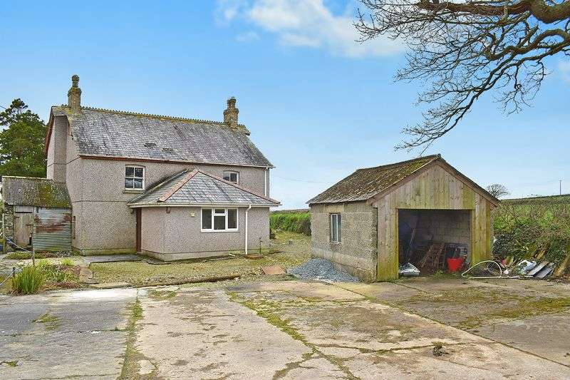 4 Bedrooms Detached House for sale in Menheniot, Liskeard
