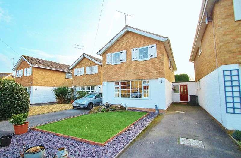 4 Bedrooms Detached House for sale in Court Close, Portishead