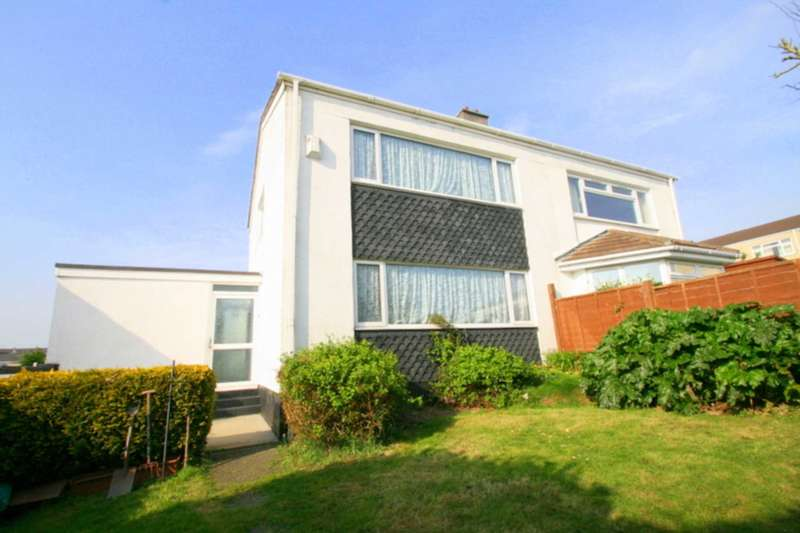 3 Bedrooms Semi Detached House for sale in Hemerdon Heights, Plympton