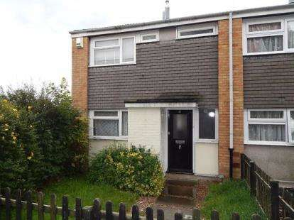 3 Bedrooms End Of Terrace House for sale in Fitzwarin Close, Luton, Bedfordshire