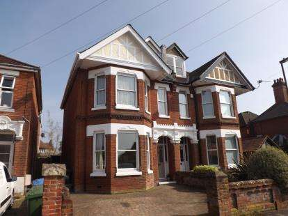 4 Bedrooms Semi Detached House for sale in Shirley, Southampton, Hants