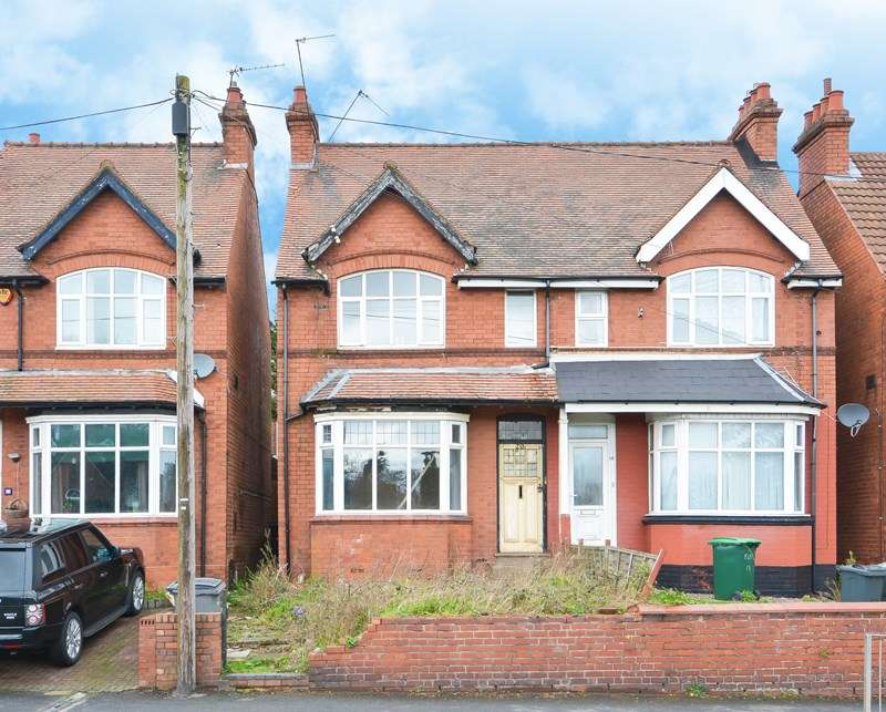 3 Bedrooms Semi Detached House for sale in Hagley Road West, Bearwood