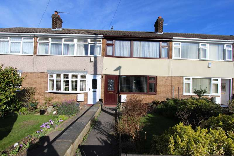 3 Bedrooms Town House for sale in Lower Hall Drive, Liversedge