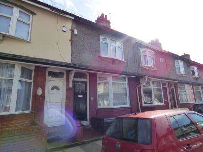 3 Bedrooms Terraced House for sale in Ivydale Road, Liverpool, Merseyside, Uk, L18