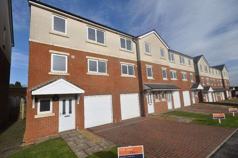 4 Bedrooms House for sale in Mill Gardens, Great Harwood