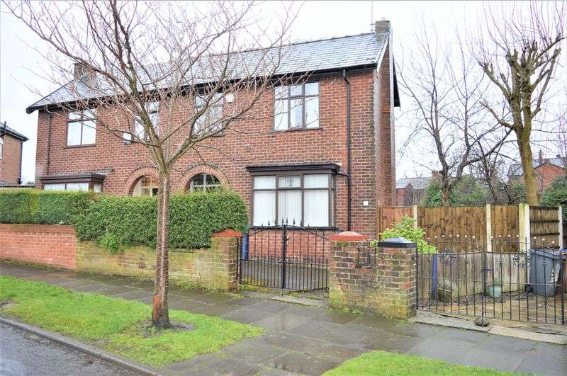 2 Bedrooms Semi Detached House for sale in Broadway, Droylsden