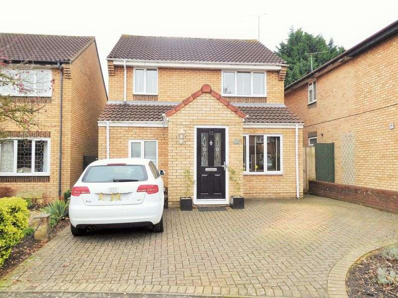 3 Bedrooms Detached House for sale in Boundary Close, Willowbrook, Swindon