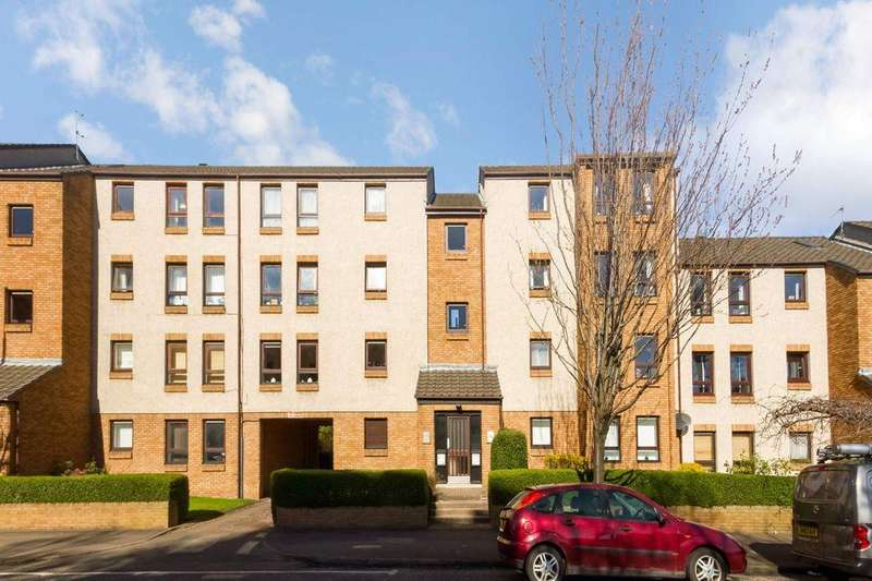 2 Bedrooms Flat for sale in 115/2 West Savile Terrace, Blackford, EH9 3DN