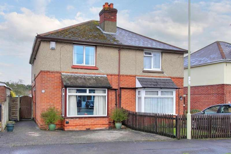 2 Bedrooms House for sale in Orchard Road, Andover