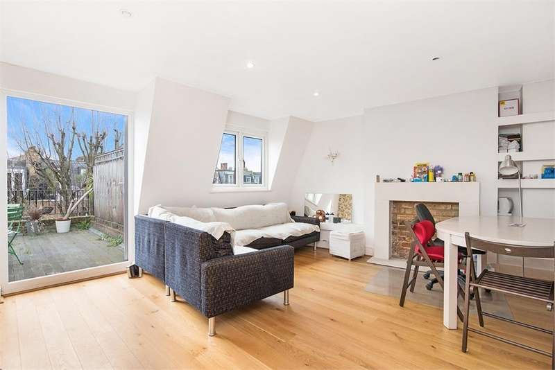 2 Bedrooms Flat for sale in Eardley Crescent