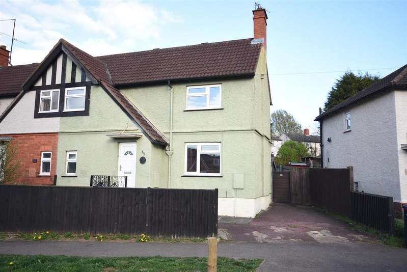 3 Bedrooms Semi Detached House for sale in Linden Avenue