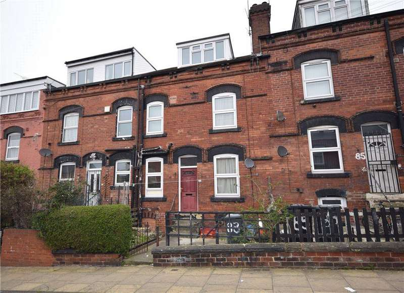 2 Bedrooms Terraced House for sale in Bayswater Place, Harehills, Leeds