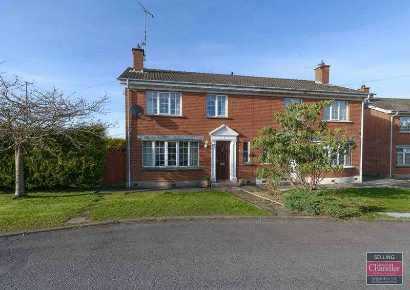 3 Bedrooms Semi Detached House for sale in 12 Muskett Court, Carryduff, BT8 8QJ