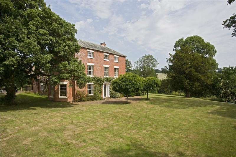 7 Bedrooms Detached House for sale in Acton Beauchamp, Herefordshire, WR6