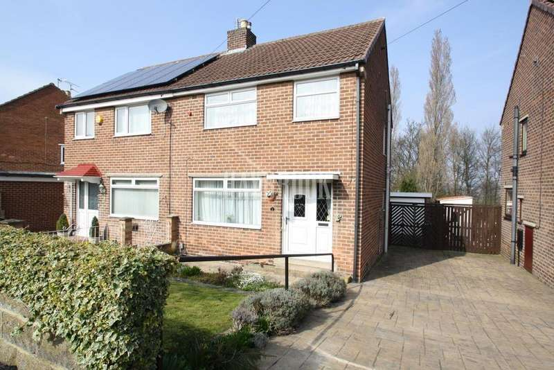 3 Bedrooms Semi Detached House for sale in Quarry Vale Grove, Birley Vale, S12
