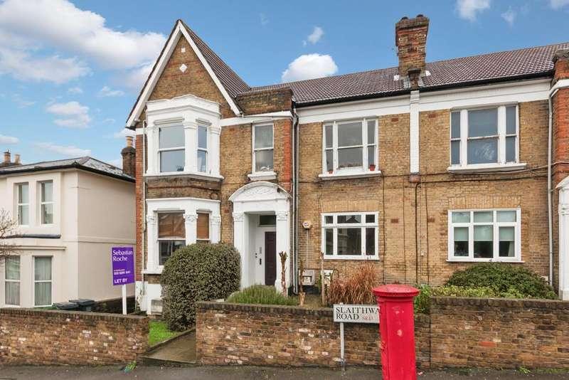 2 Bedrooms Flat for sale in Slaithwaite Road, SE13