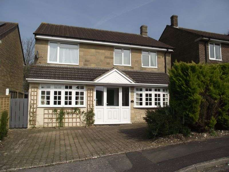 4 Bedrooms Detached House for sale in Abbots Walk, Cerne Abbas, Dorchester