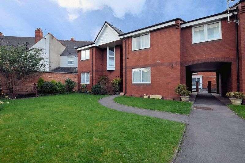 1 Bedroom Flat for sale in Waterward Close, Birmingham