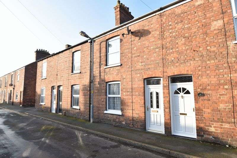 2 Bedrooms Terraced House for sale in Wellington Street, Louth