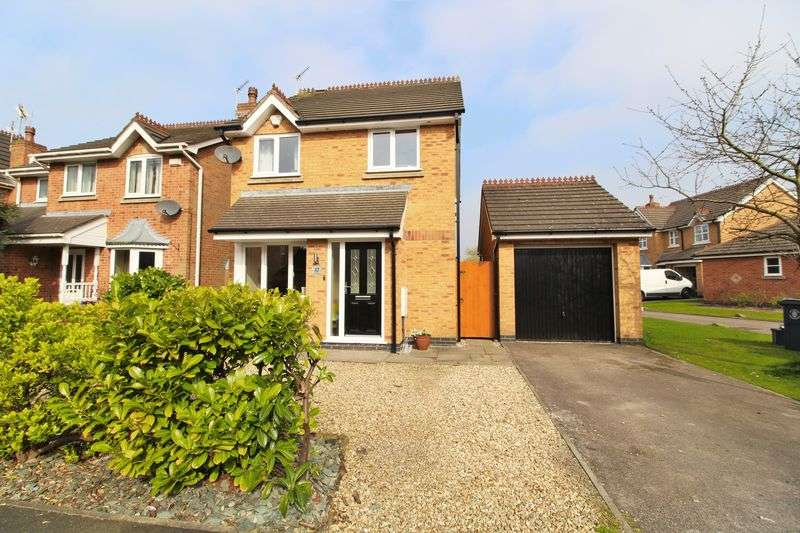 3 Bedrooms Detached House for sale in Poppyfields, Hesketh Bank, Preston