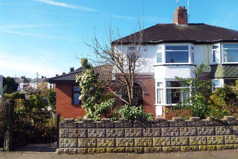 4 Bedrooms Semi Detached House for sale in Newcastle Road, Trent Vale, Stoke-On-Trent
