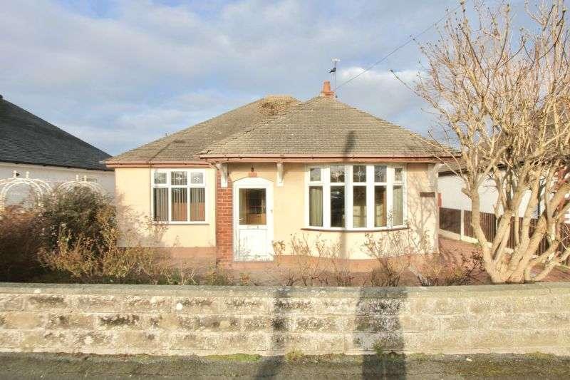 2 Bedrooms Detached Bungalow for sale in Burlington Drive, Prestatyn