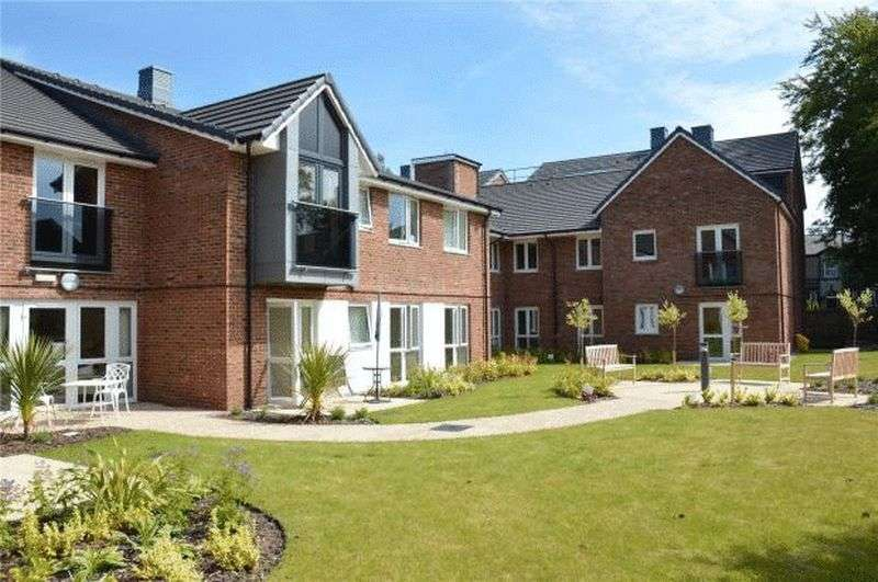 1 Bedroom Flat for sale in 36 Coronation Court, County Road, Ormskirk