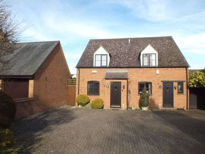2 Bedrooms Semi Detached House for sale in Foxdown Close, Kidlington
