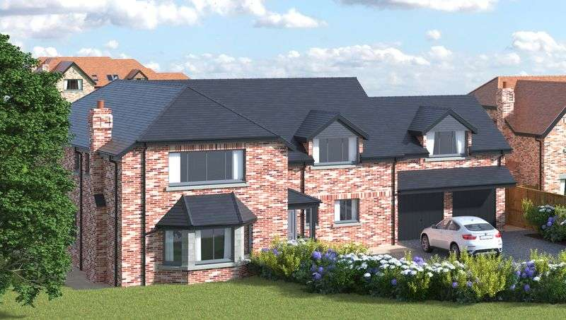 5 Bedrooms Detached House for sale in Springfield Road, Aughton