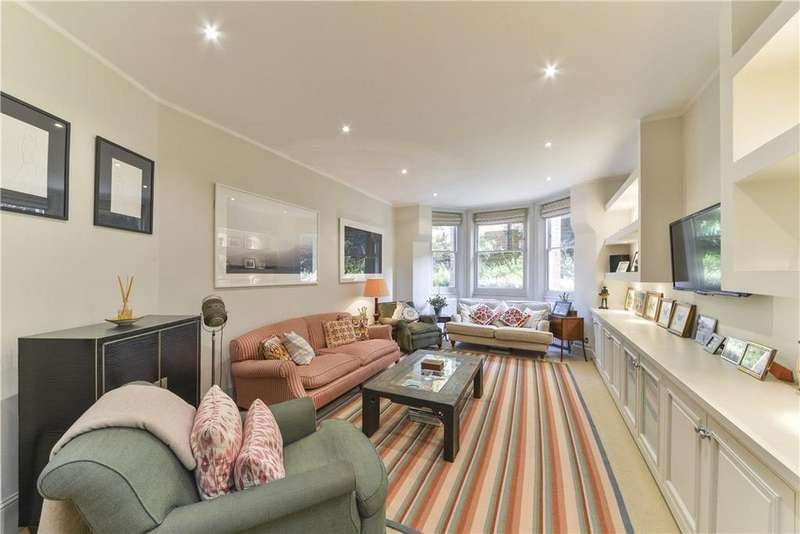 2 Bedrooms Flat for sale in Kensington Mansions, Trebovir Road, Earl's Court, London, SW5