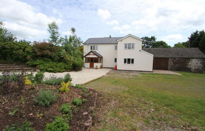 4 Bedrooms Detached House for sale in Penycaemawr
