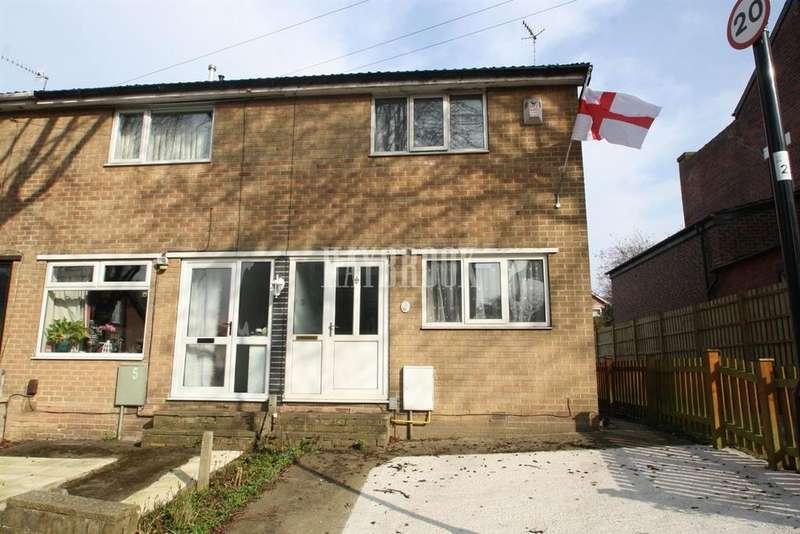 3 Bedrooms End Of Terrace House for sale in Meersbrook