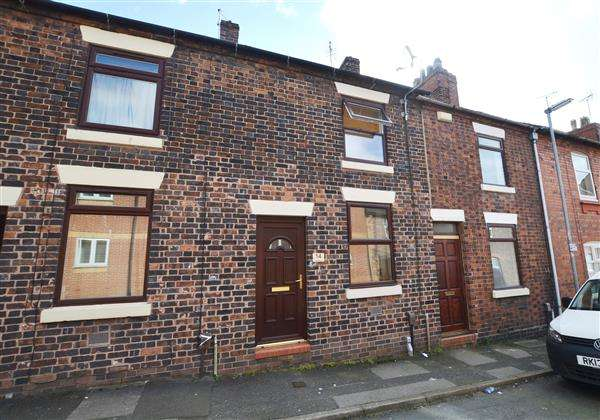 2 Bedrooms Terraced House for sale in West Street, Newcastle, Newcastle-under-Lyme