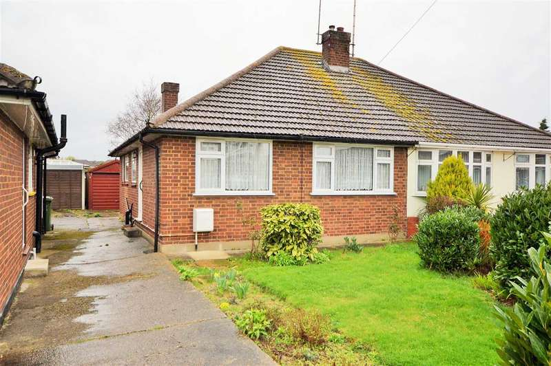 2 Bedrooms Semi Detached Bungalow for sale in Lucerne Walk, Wickford