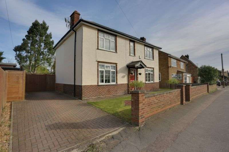 4 Bedrooms Detached House for sale in High Street, Sutton