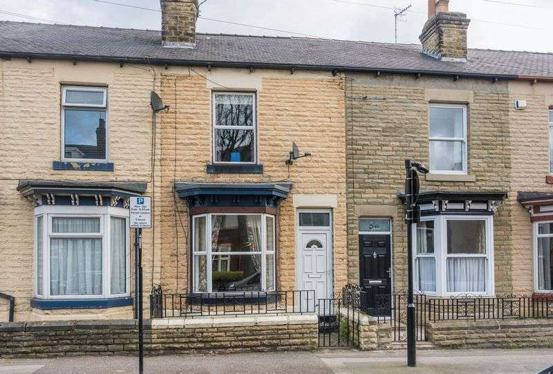 3 Bedrooms Terraced House for sale in Hawksley Avenue, Hillsborough, S6 2BE - Stunning Views Over Hillsborough Park