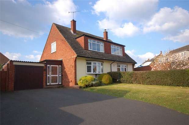 3 Bedrooms Semi Detached House for sale in Racecourse Drive, BRIDGNORTH, Shropshire