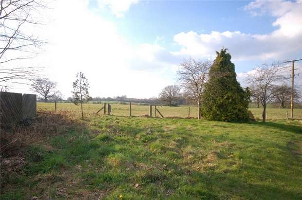 2 Bedrooms Detached Bungalow for sale in Abbeyfield, BRIDGNORTH, Shropshire