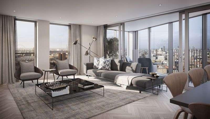 2 Bedrooms Flat for sale in 251 Southwark Bridge Road, London