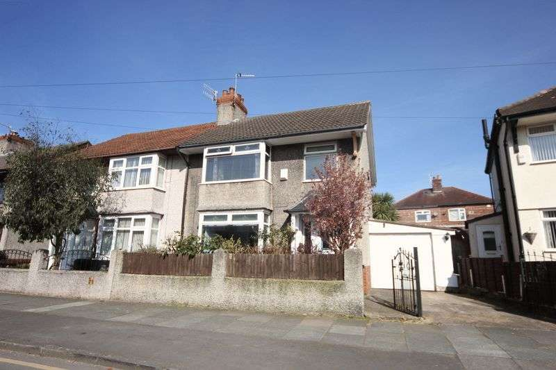 3 Bedrooms Semi Detached House for sale in Everest Road, Tranmere, Wirral