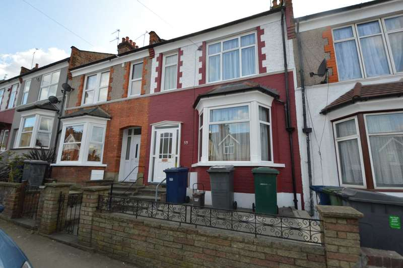 3 Bedrooms Terraced House for sale in Brunswick Park Road, London