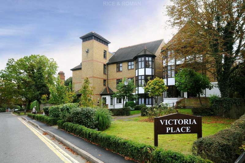 2 Bedrooms Retirement Property for sale in Victoria Place, Esher Park Avenue, Esher