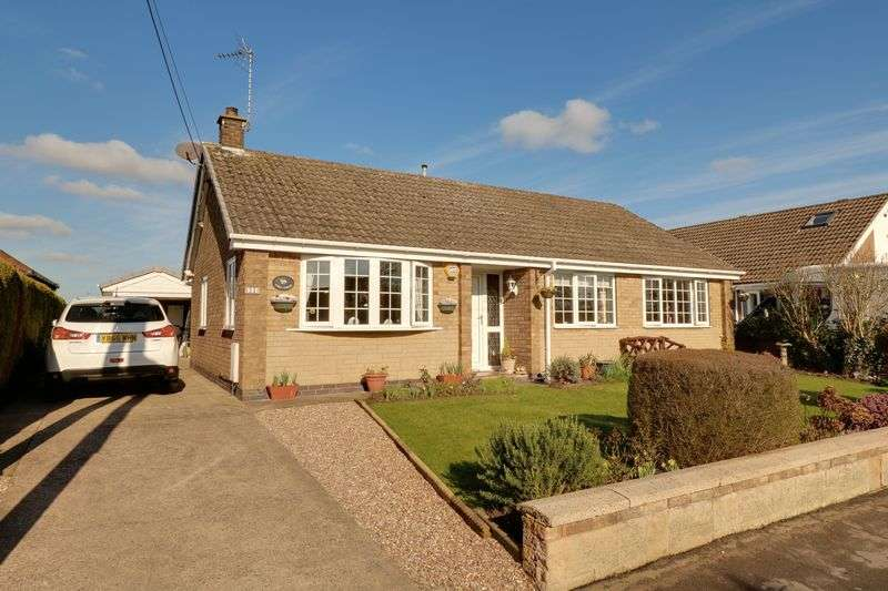 3 Bedrooms Detached Bungalow for sale in The Nooking,Haxey