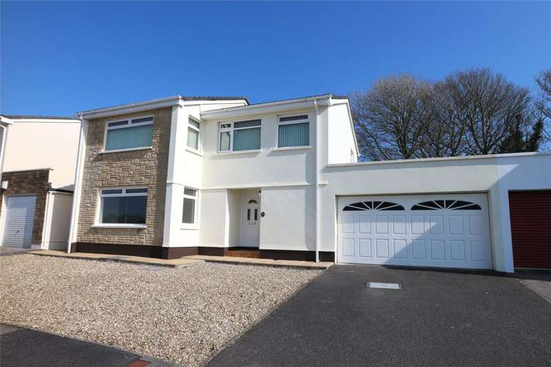 4 Bedrooms Link Detached House for sale in Tregenna Fields, Camborne