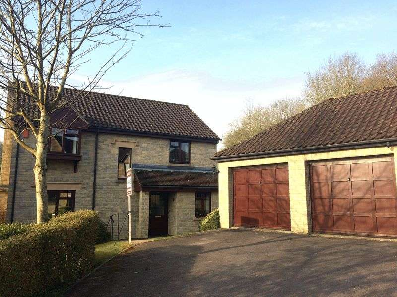 4 Bedrooms Detached House for sale in Westbrook Park, Weston, Bath