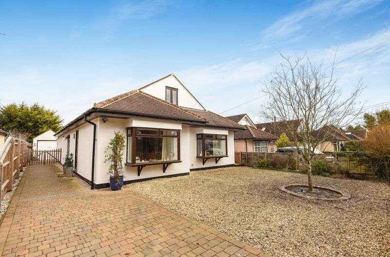 5 Bedrooms Detached House for sale in Hanney Road, Steventon