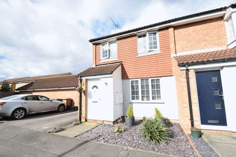 3 Bedrooms Terraced House for sale in Renshaw Close