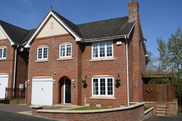 4 Bedrooms Detached House for sale in St Marys Way, Weedon, Northampton NN7 4QL