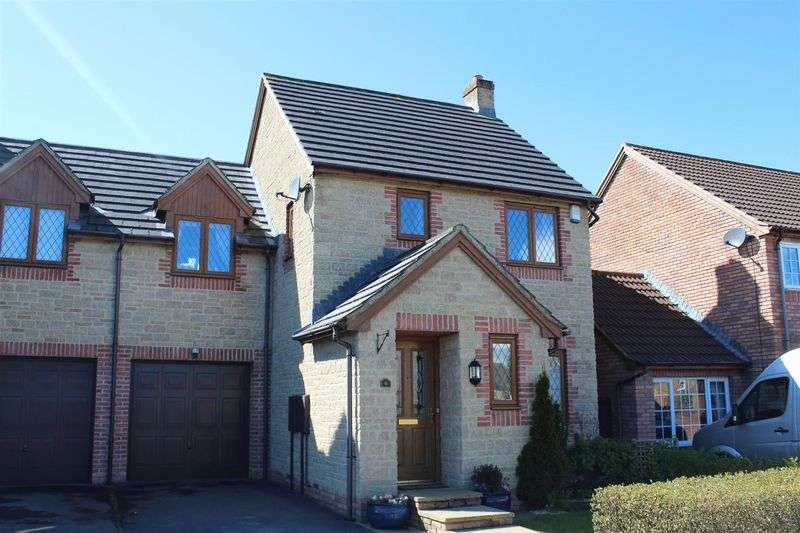 3 Bedrooms House for sale in Buttercup Crescent, Wick St Lawrence