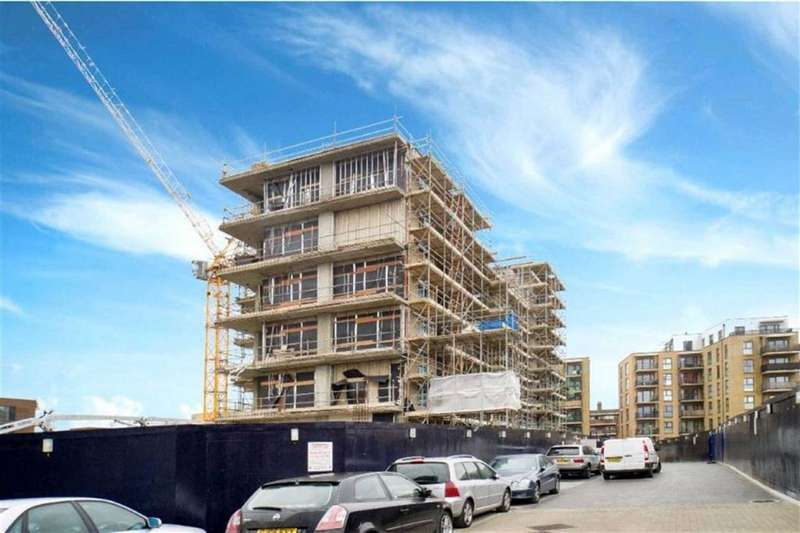1 Bedroom Property for sale in Greenwich Collection, Greenwich, London, SE10
